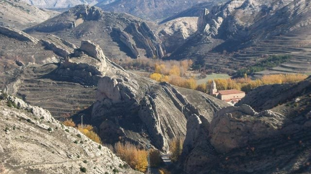 Parque Geológico Aliaga