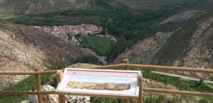 Senderismo en Cañizar